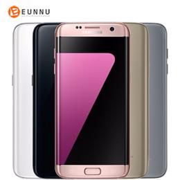 $enCountryForm.capitalKeyWord NZ - Samsung Galaxy S7 Edge 5.5''4GB RAM 32GB ROM Waterproof Smartphone One SIM Quad Core NFC 12MP 4G LTE 3600mAh Cellphone