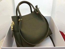 $enCountryForm.capitalKeyWord Australia - 2019 Pcs New Arrival Lady Totes Bosto bag 30cm Shoulder women Fashion Genuine leather Cowhide lady Handbag Factory wholesale Free shipping