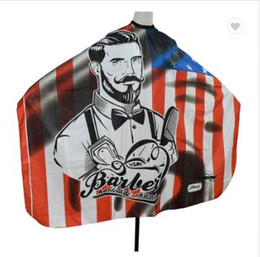 Cape for Cut hair online shopping - Salon hair cutting capes for adult waterproof barber cape polyester cutting cape