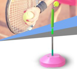 hit tools 2019 - Tennis Practice Hit Trainer Tennis Artifact Trainers Tennis Training Machine Coach Tenis Raquete Trainer Self Study Tool