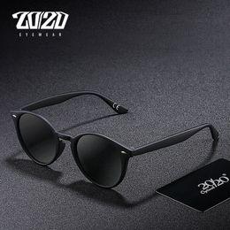 $enCountryForm.capitalKeyWord Australia - 20 20 Brand Classic Polarized Sunglasses Men Driving Round Rivet Male Sun Glasses Eyewear Oculos Gafas PL304