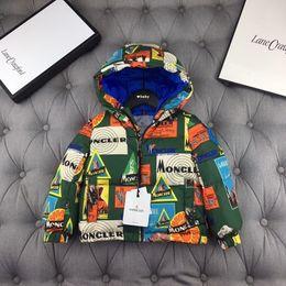 Wholesale boy lines online – design kids clothes boys girls down coats jackets kids winter coats