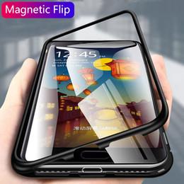 48d44a77c Samsung Galaxy C9 Pro Case Cover Australia - wholesale magnetic case for  samsung galaxy c7 c9