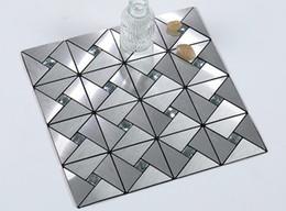 $enCountryForm.capitalKeyWord Australia - Peel and Self-Ahesive Backplash Brushed Metal Tile stick on wall for Kitchen and Bathrooms