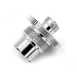 $enCountryForm.capitalKeyWord Australia - 510 ego CE4 thread Adapter metal connector bending adaptor fit eleaf i stick mini 10w istick 20w 30w 50w Ego batteries box mod battery