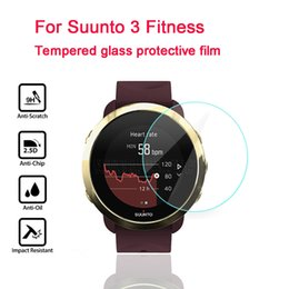Film Fitness online shopping - Tempered Glass Protective Film H D Clear Guard Protection For Suunto Fitness Sports Smart Watch Display Screen Protector