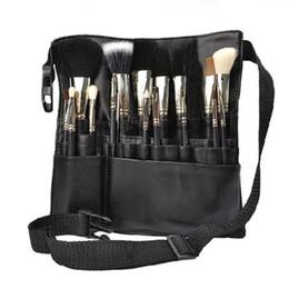 $enCountryForm.capitalKeyWord UK - High quality PU Professional Cosmetic Makeup Brush Apron Bag With Artist Belt Strap Professional Bag Holder F3122