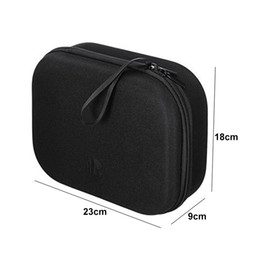$enCountryForm.capitalKeyWord NZ - Handbag Case Hardshell Zipper Carrying Drone Bag Artificial PU Large Capacity Solid Storage Portable Shockproof For Eachine E58
