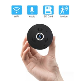$enCountryForm.capitalKeyWord Australia - Wifi Camera 360 Degree Panoramic 1080P Wireless FishEye Two Way Audio 960P HD Security Surveillance Camera Night Vision P2P