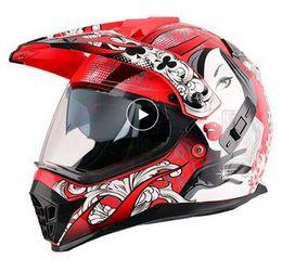 $enCountryForm.capitalKeyWord Australia - motorcycle helmets motocross racing helmet off road motorbike full face moto cross helmet dual shield DOT