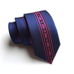 $enCountryForm.capitalKeyWord Australia - High Quality New 6CM Man and Woman Silk Tie Groom's Wedding Necktie Fashion Style Business Slim Skinny Woven Neck