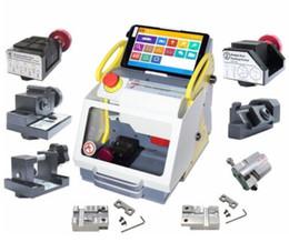 Sec Cars Australia - DHL Full Automatic SEC-E9 Key Cutting Machine Auto Key Programmer For All Cars SEC-E9 Key Cutting Machine Silca Machine