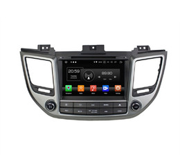 Hyundai ix35 car gps online shopping - 4GB GB IPS din quot Android Octa Core Car dvd Player for Hyundai Tucson ix35 Audio RDS Radio GPS Bluetooth WIFI USB DVR