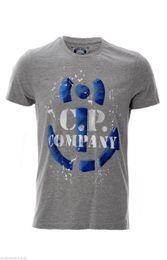 $enCountryForm.capitalKeyWord UK - CP Company Men's Hand Painted T-Shirt Grey (CPTS002b)Men Women Unisex Fashion tshirt Free Shipping
