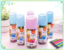 $enCountryForm.capitalKeyWord Australia - Watercolor Brush Painting Brush Set 12 18 24 36 Color Kindergarten Beginner Brush Set