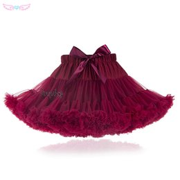 $enCountryForm.capitalKeyWord NZ - Full-size Fluffy Baby Teenage Girl Adualt Women Pettiskirt Tutu Women Tutu Party Dance Adult Skirt Performance Cloth Tulleskirt J190626
