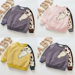 $enCountryForm.capitalKeyWord Australia - Baby Boy Girl Clothes Cotton T-shirt Top Sweater Hoodie Sweatshirt Kid Outfit