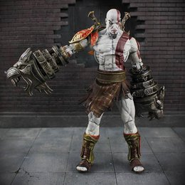 god war figures Australia - God Of War Kratos Variant Ghost Of Sparta Kratos PVC Action Figure Collectible For Kids Toys Brinquedos