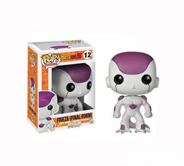 Discount frieza figures - Funko Pop Dragon Ball Z Frieza Vinyl Action Figure with Box #392Toy Gift Good Quality