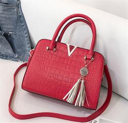 Blue color ladies shoulder handBag online shopping - Designer Handbags Designer Women Bags Luxury Handbag for Girls Lady Shoulder Crossbody Fringed Messenger New Arrival Hot Fashion Multi Color