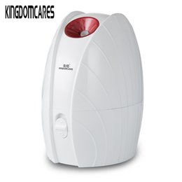 ionic skin care Australia - KINGDOMCARES Facial Moisturizing Steamer Hot Ionic Facial Steamer Home SPA Face Skin Care Humidifier 120ml Tank Steamer KD2335 BB