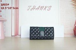$enCountryForm.capitalKeyWord Australia - New Fashion Womens Luxury bag Brands Designer LONG Women Notecase Wallets & Holders CUBE Casual PU Leather Lady Credit card purse