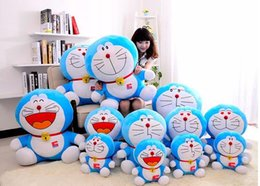 Cat Doraemon Doll Australia - Duo a dream jingle cat Doraemon doll toy doll plush toys For Kids Toys Cartoon Figure Cushion dolls toy brinquedos birthday gift
