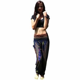 $enCountryForm.capitalKeyWord UK - Men Women Thai Harem Trousers Festival Hippy Smock High Waist Yoga Pants Dry Fit Sport Pants Fitness Gym