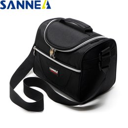 box handbags NZ - SANNE Insulated Ice Box Simple and Stylish Thermo Cooler Bags Thermal Ice Box for Kids Food bag Picnic Bag Handbag Cooler CL506 SH190923