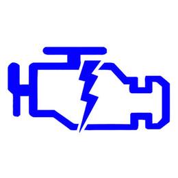 $enCountryForm.capitalKeyWord NZ - Engine Control Adjustment Sticker Car Fun Sticker Bomb Vinyl Personality Accessories Pattern Decal