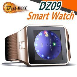 $enCountryForm.capitalKeyWord Australia - For IOS apple android smart watch watches smartwatch MTK610 DZ09 montre intelligente reloj inteligente with high quality battery