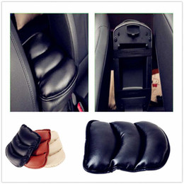 infiniti fx35 car Australia - Car Leather Central Armrest Console Cover Cushion Pad Mat for Infiniti G37 FX50 FX37 FX35 Essence EX37 QX QX60 Q30 Q70L M35h JX