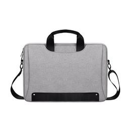 $enCountryForm.capitalKeyWord Australia - Men Women Portable Notebook Handbag Air Pro 11 12 13 14 15.6 Laptop Bag Sleeve Case For Dell HP Macbook Xiaomi Surface