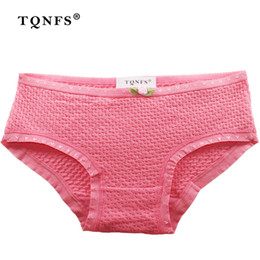 b9db8650a7ed0 TQNFS Sexy Candy Color Cotton Casual Women Underwear Panties Low Rise Panties  Women For Girls Fashion Hot Sale