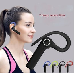$enCountryForm.capitalKeyWord Australia - New Mini smallest V4.1 Ears hang Wireless Bluetooth Earbuds Stero bluetooth headphone hands-free for android apple mobile