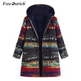 $enCountryForm.capitalKeyWord Australia - Free Ostrich Winter Jacket Women 2019 Coats Pockets Plus Size Zipper Abrigos De Mujer Elegantes Chaquetas Invierno Mujer N30