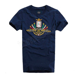 Chinese  3X New short-sleeved t-shirt men Summer tide brand fashion short-sleeved Air Force No. 1 cotton T-shirt manufacturers a generation manufacturers
