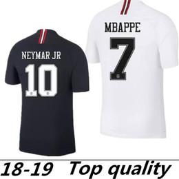 e8afe69e7b43 2018 2019 PSG Third Maillot MBAPPE Soccer Jerseys 4th CAVANI Thailand 18 19  Paris Football Shirt CHAMPIONS LEAGUE Camiseta de futbol