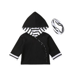 94fc0ac37 Chaqueta negra de invierno para niño online-Newborn Toddler Baby Girls Boys  Winter Warm Jacket