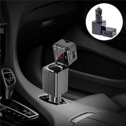 $enCountryForm.capitalKeyWord Australia - Car Accessorie Car Charger In-Car Bluetooth Hands Free MP3 Player Phone To Radio FM Transmitter Modulator 12V-24V 2 Port USB