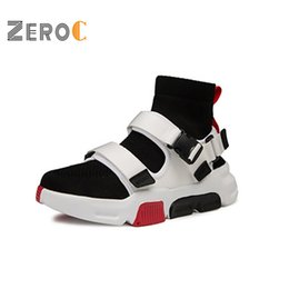 vintage lace socks UK - 2019 Harajuku Vintage Socks Sneakers Men Breathable Mesh Casual Shoes Men Comfortable Fashion Tenis Masculino Adulto Sneakers