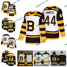 df938a75b22 2019 Winter Classic Boston Bruins Steven Kampfer Mens Stitched Jerseys  Customize Home Black Shirts 44 Steven Kampfer Hockey Jerseys S-XXXL