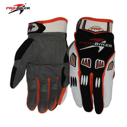 Gloves pro bikers online shopping - PRO BIKER Motocross Off Road Gloves Breathable Motorcycle Racing Gloves Bicycle Gloves Moto Riding Anti Slip Dirt Bike Guantes