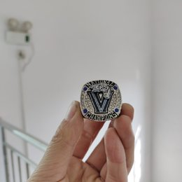 Discount ring basketball - 2019 wholesale 2016-2017 Villanova Wildcat s Basketball Championship Ring Give gifts to friends