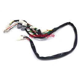 $enCountryForm.capitalKeyWord UK - Motorcycle Replacement Wire Wiring Harness Assembly for Yamaha PW50 Wire Harness Motor Accessories car wires New arrives MID-YEAR SALE