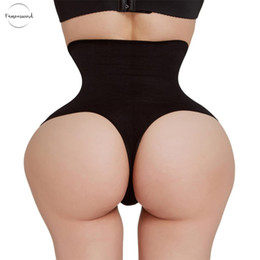 wedding dress l Australia - Shaper Waist Trainer Butt Lifter Wedding Dress Seamless Pulling Body Slimming Underwear Binder Shapewear Tummy Control Panties