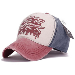 85f0c426ebc DeePom Brand Male Baseball Cap Women Vintage New York Snapback Hats For Men  Unisex Casual Female Cap Sun Hat Visor