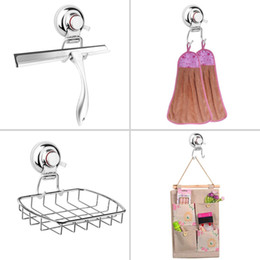 $enCountryForm.capitalKeyWord Australia - for Towel Key Hanger Bathroom Kitchen Holder Stainless Steel Swivel Double Wall Hook Removable Vacuum Suction Cup Hook Hanger