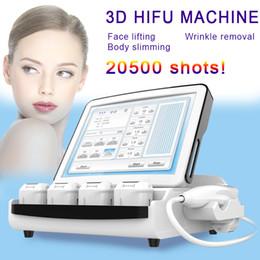 $enCountryForm.capitalKeyWord Australia - 3D hifu home machine Skin Tightening High Intensity Focused Ultrasound HIFU Face Lifting Body Slimming Beauty equipment