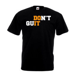 $enCountryForm.capitalKeyWord NZ - DO IT! T Shirt Don't Quit Gym Work Out Train Personal Trainer Christmas Gift TopFunny free shipping Unisex Casual Tshirt top